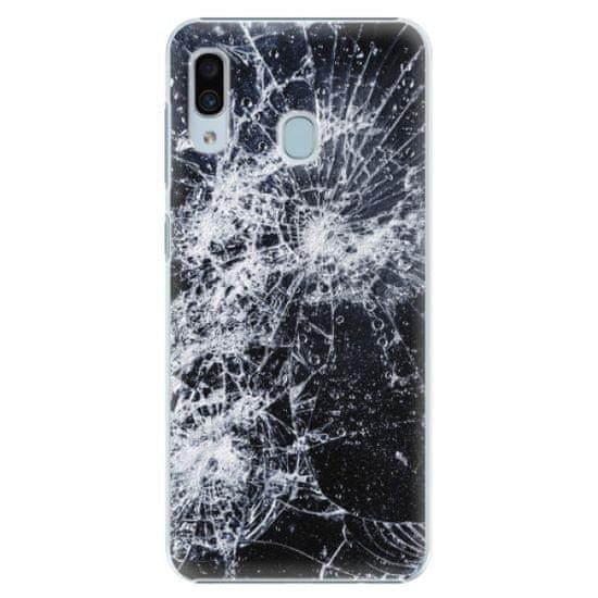 iSaprio Plastový kryt - Cracked pre Samsung Galaxy A30