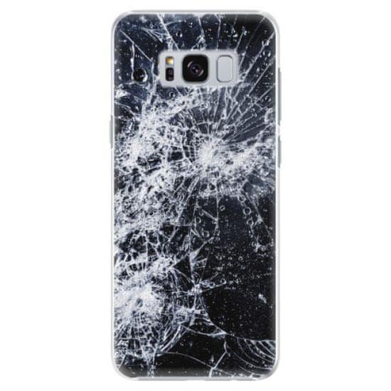 iSaprio Plastový kryt - Cracked pro Samsung Galaxy S8+