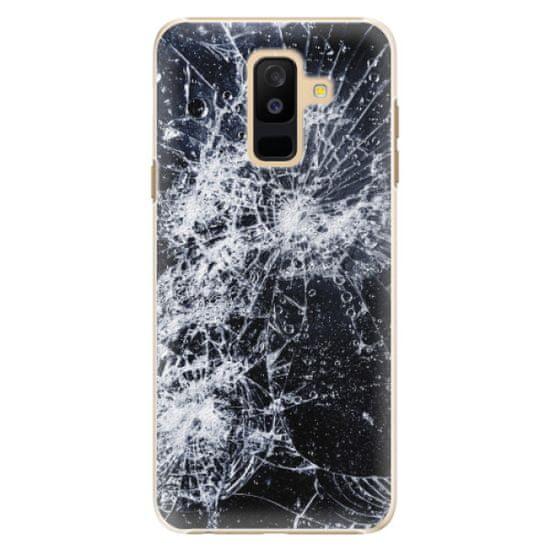 iSaprio Plastový kryt - Cracked pre Samsung Galaxy A6 plus