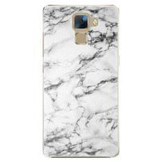 iSaprio Plastový kryt s motívom White Marble 01