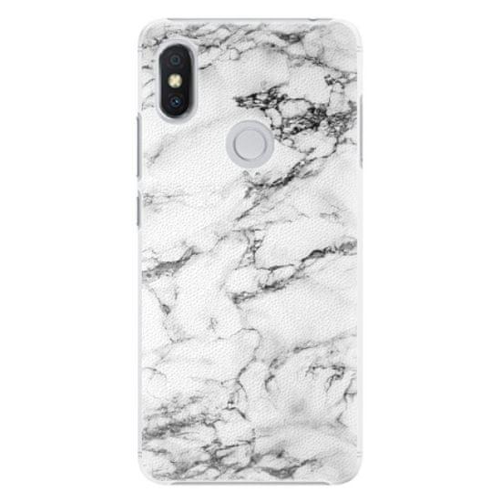 iSaprio Plastový kryt - White Marble 01 pre Xiaomi Redmi S2