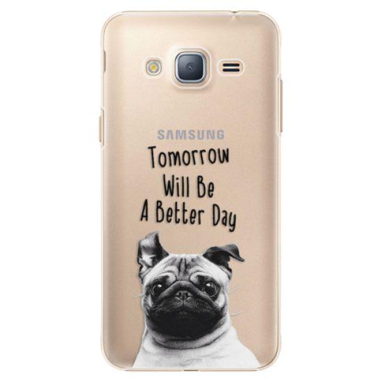 iSaprio Plastový kryt - Better Day 01 pro Samsung Galaxy J3 (2016)