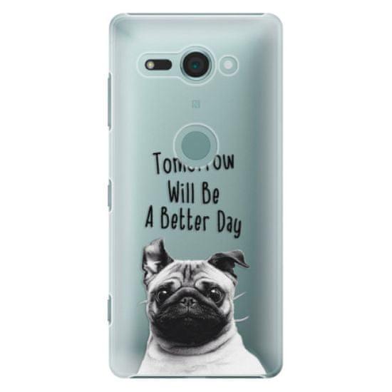 iSaprio Plastový kryt - Better Day 01 pre Sony Xperia XZ2 Compact