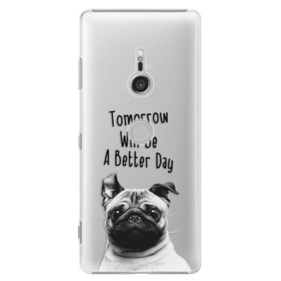iSaprio Plastový kryt - Better Day 01 pre Sony Xperia XZ3