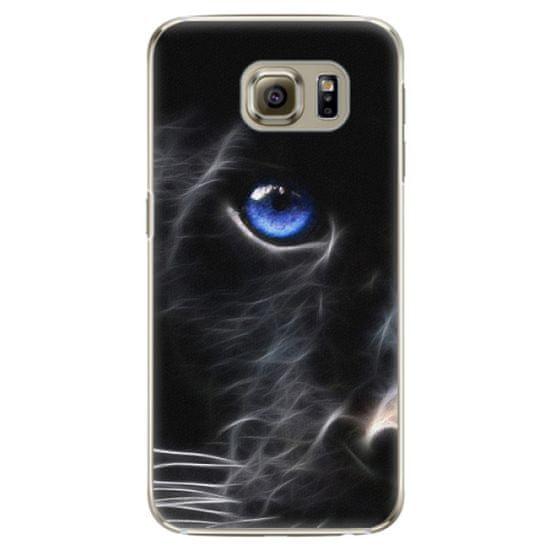 iSaprio Plastový kryt - Black Puma pre Samsung Galaxy S6 Edge