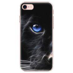 iSaprio Plastový kryt - Black Puma pro Apple iPhone 7 / 8