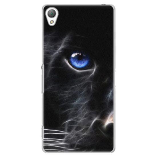 iSaprio Plastový kryt - Black Puma pre Sony Xperia Z3