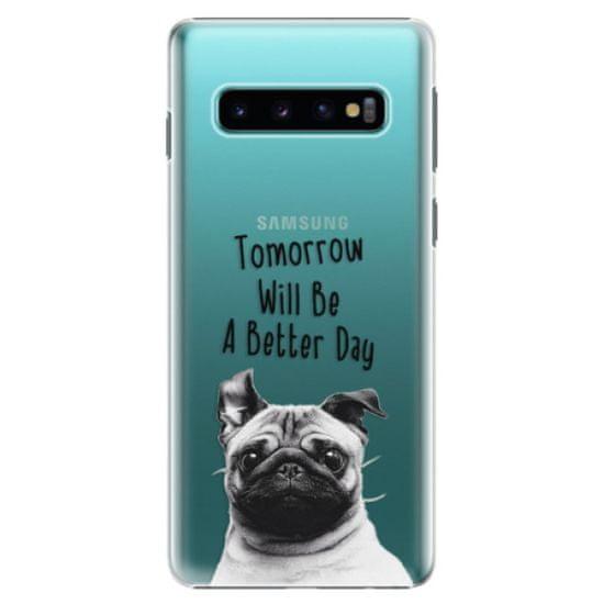 iSaprio Plastový kryt - Better Day 01 pre SAMSUNG GALAXY S10