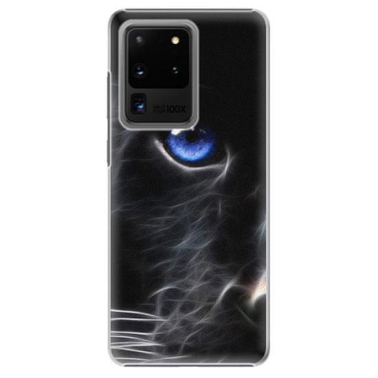iSaprio Plastový kryt - Black Puma pre Samsung Galaxy S20 Ultra