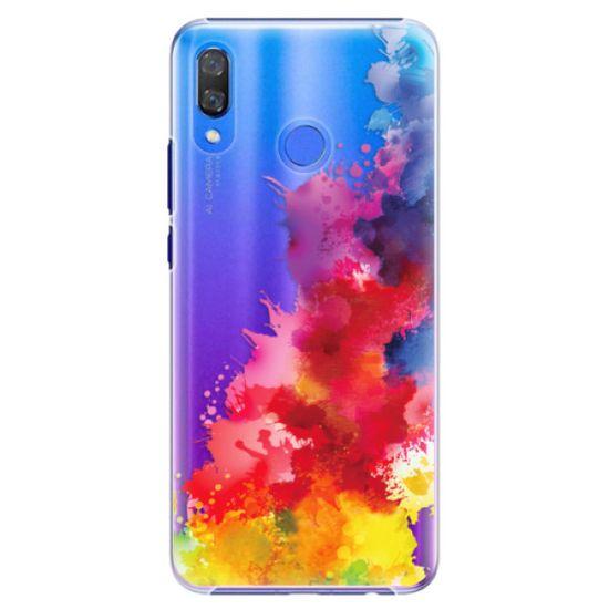 iSaprio Plastový kryt - Color Splash 01 pre Huawei Y9 2019