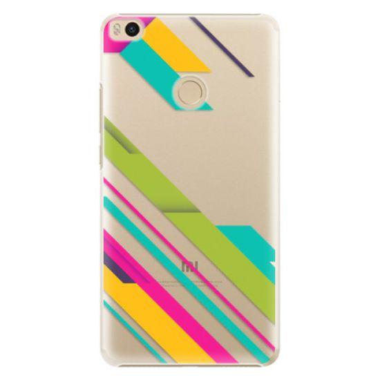iSaprio Plastový kryt - Color Stripes 03 pro Xiaomi Mi Max 2