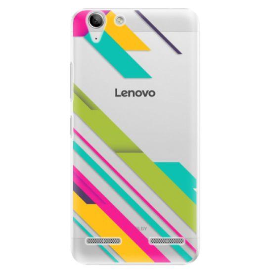 iSaprio Plastový kryt - Color Stripes 03 pre Lenovo Vibe K5