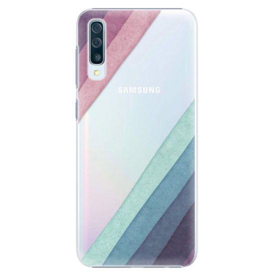 iSaprio Plastový kryt - Glitter Stripes 01 pre Samsung Galaxy A50
