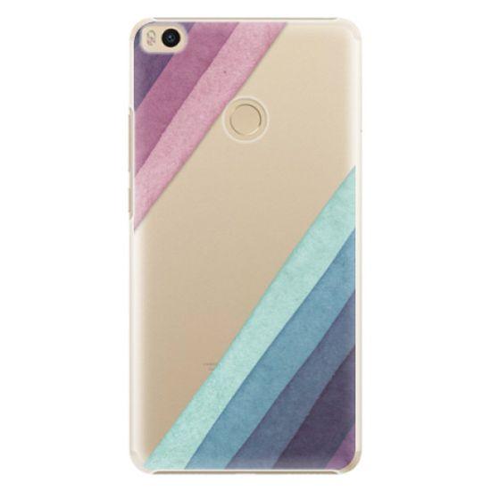 iSaprio Plastový kryt - Glitter Stripes 01 pre Xiaomi Mi Max 2
