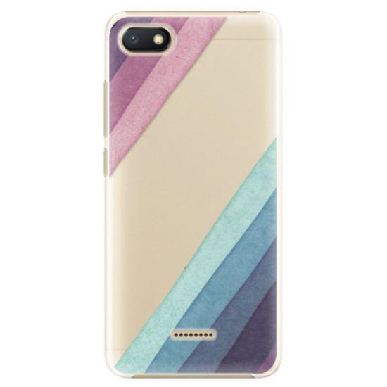 iSaprio Plastový kryt - Glitter Stripes 01 pre Xiaomi Redmi 6A
