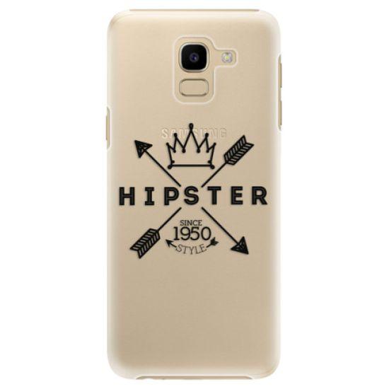 iSaprio Plastový kryt - Hipster Style 02 pro Samsung Galaxy J6