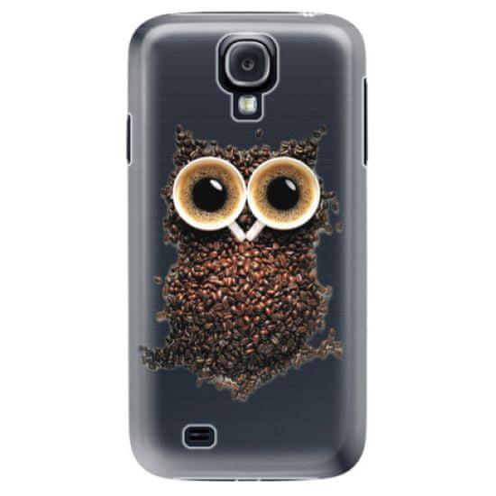 iSaprio Plastový kryt - Owl And Coffee pro Samsung Galaxy S4 i9505