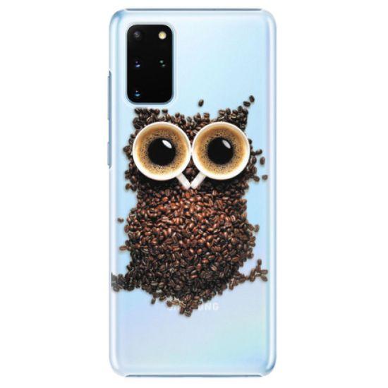 iSaprio Plastový kryt - Owl And Coffee pre Samsung Galaxy S20+
