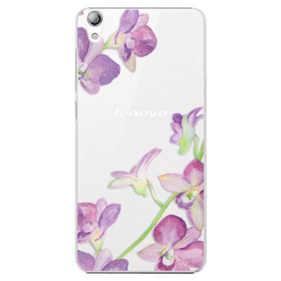 iSaprio Plastový kryt - Purple Orchid pre Lenovo S850