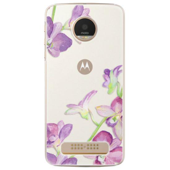 iSaprio Plastový kryt - Purple Orchid pre Lenovo Moto Z Play
