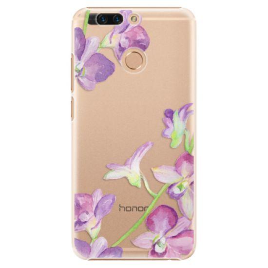iSaprio Plastový kryt - Purple Orchid pro Honor 8 Pro