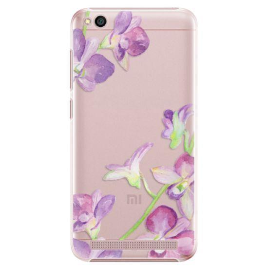iSaprio Plastový kryt - Purple Orchid pre Xiaomi Redmi 5A Global