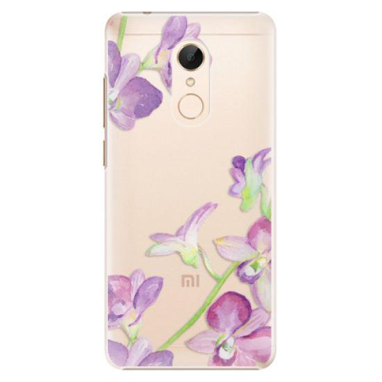 iSaprio Plastový kryt - Purple Orchid pre Xiaomi Redmi 5