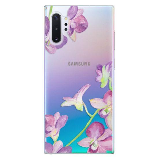 iSaprio Plastový kryt - Purple Orchid pro Samsung Galaxy Note 10+