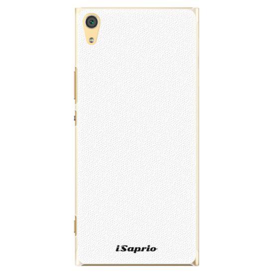 iSaprio Plastový kryt - 4Pure - bílý pro Sony Xperia XA1 Ultra