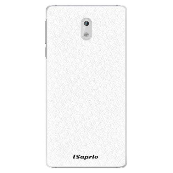 iSaprio Plastový kryt - 4Pure - bílý pro Nokia 3