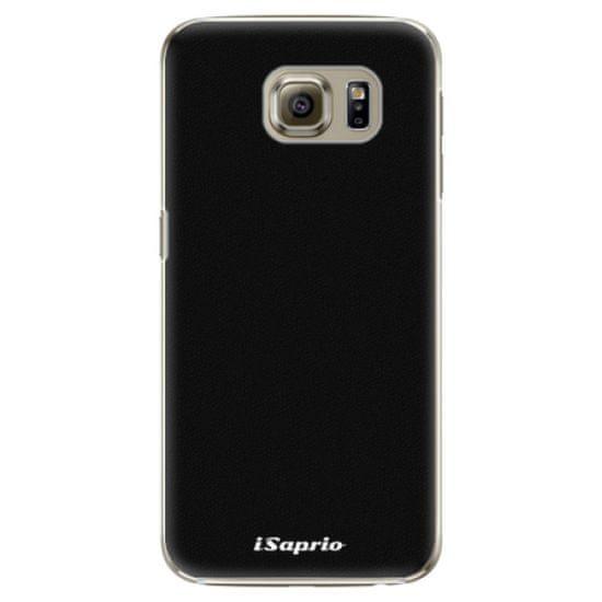 iSaprio Plastový kryt - 4Pure - black pre Samsung Galaxy S6 Edge Plus