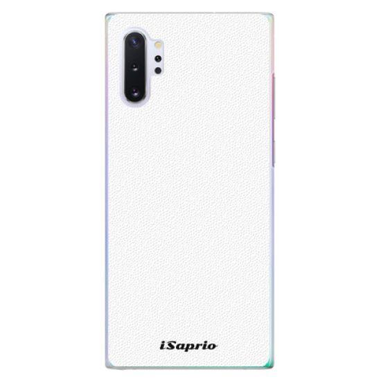 iSaprio Plastový kryt - 4Pure - white pre Samsung Galaxy Note 10+