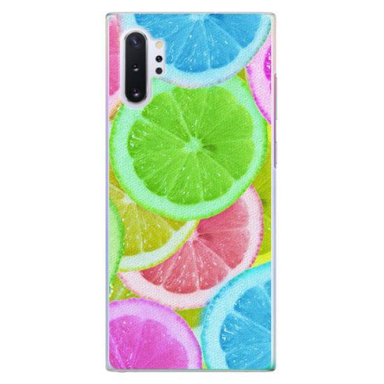 iSaprio Plastový kryt - Lemon 02 pre Samsung Galaxy Note 10+
