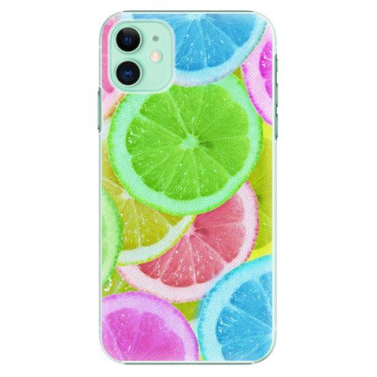 iSaprio Plastový kryt - Lemon 02 pre Apple iPhone 11