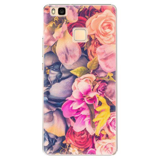 iSaprio Plastový kryt - Beauty Flowers pro Huawei P9 Lite