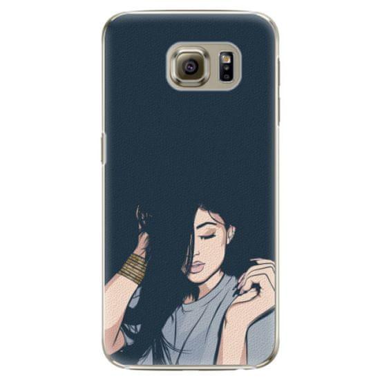 iSaprio Plastový kryt - Swag Girl pre Samsung Galaxy S6 Edge Plus