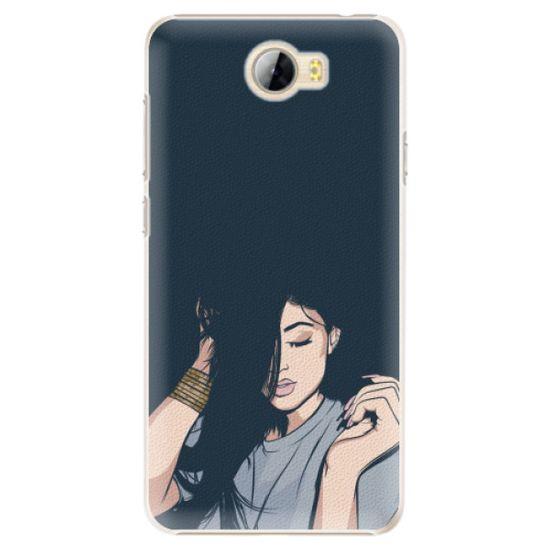 iSaprio Plastový kryt - Swag Girl pre Huawei Y5 II
