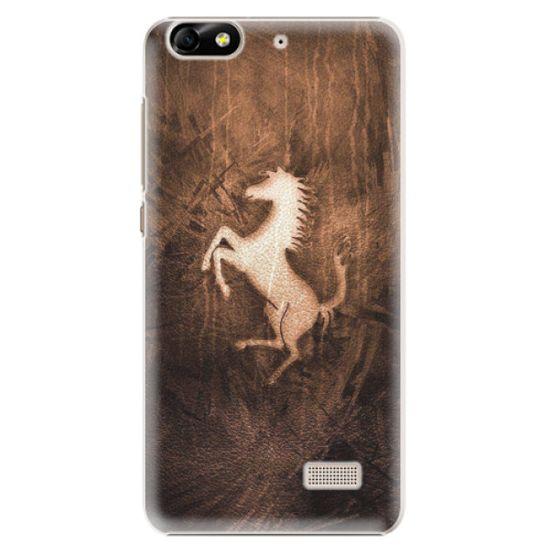 iSaprio Plastový kryt - Vintage Horse pre Honor 4C
