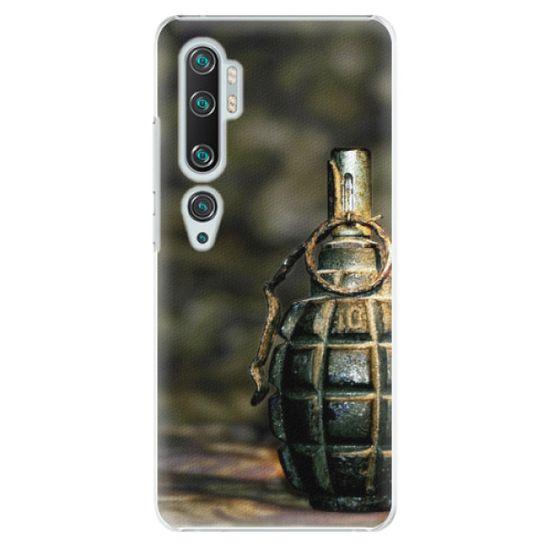 iSaprio Plastový kryt - Grenade pre Xiaomi Mi Note 10 / Note 10 Pro