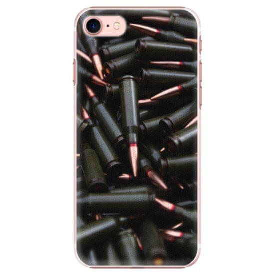 iSaprio Plastový kryt - Black Bullet pre Apple iPhone 7 / 8