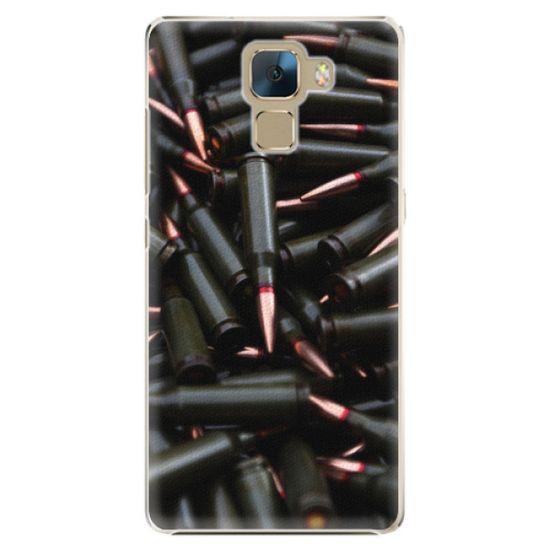 iSaprio Plastový kryt - Black Bullet pre Honor 7