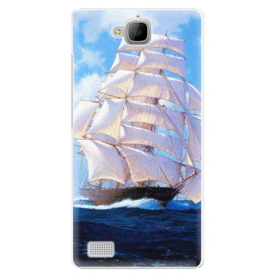 iSaprio Plastový kryt - Sailing Boat pro Honor 3C