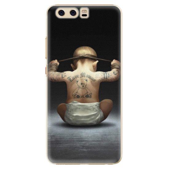 iSaprio Plastový kryt - Crazy Baby pro Huawei P10