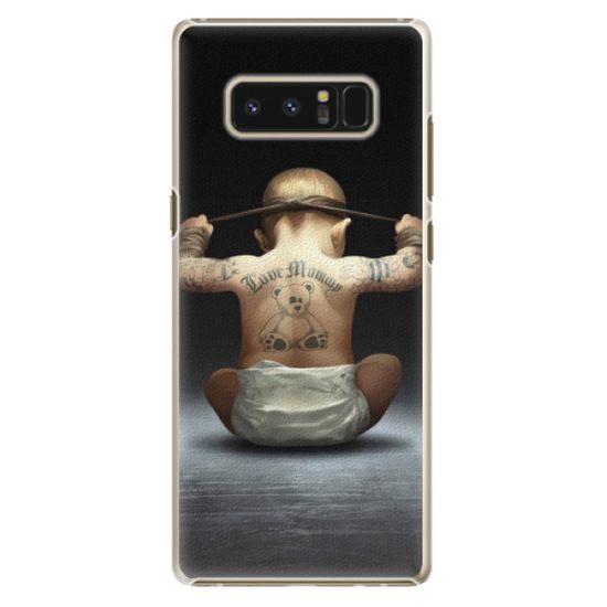 iSaprio Plastový kryt - Crazy Baby pre Samsung Galaxy Note8