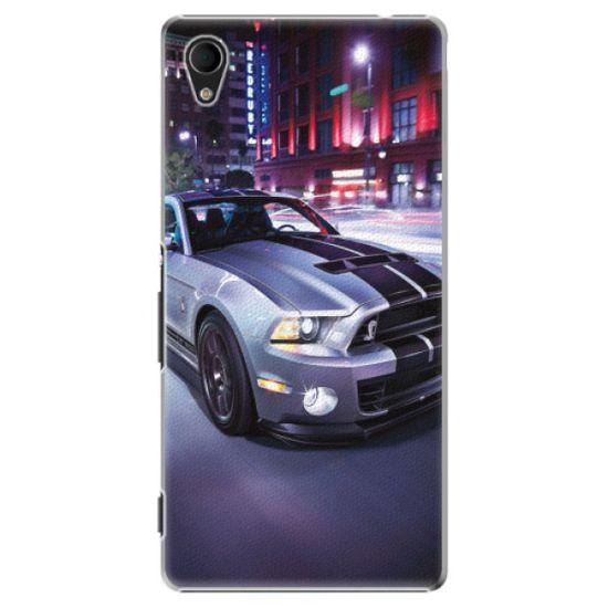iSaprio Plastový kryt - Mustang pro Sony Xperia M4 Aqua