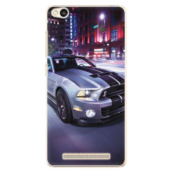 iSaprio Plastový kryt - Mustang pre Xiaomi Redmi 3