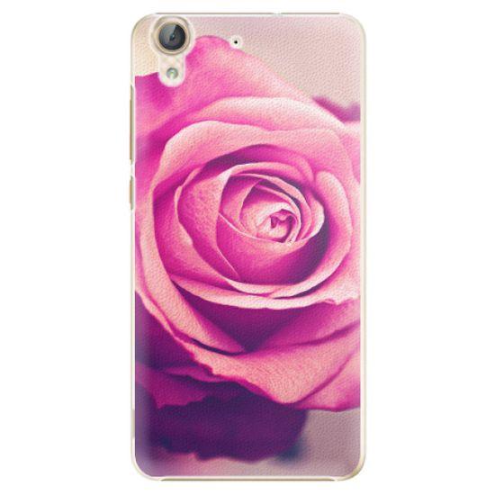 iSaprio Plastový kryt - Pink Rose pro Huawei Y6 II