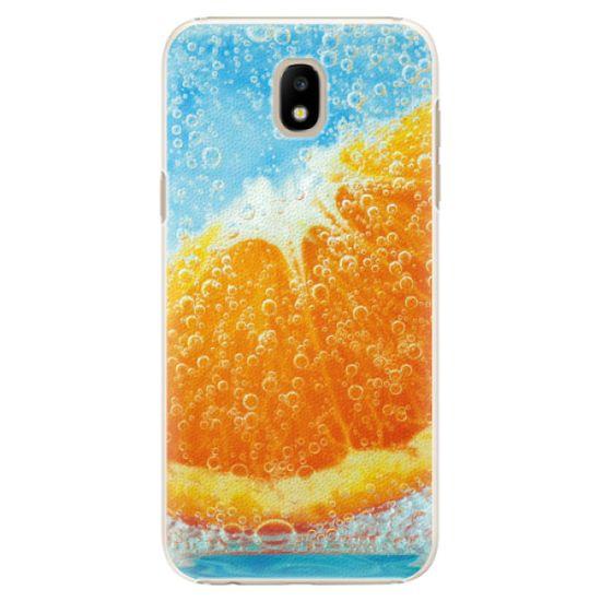 iSaprio Plastový kryt - Orange Water pro Samsung Galaxy J5 (2017)