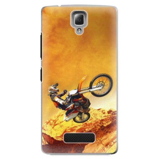 iSaprio Plastový kryt - Motocross pre Lenovo A2010