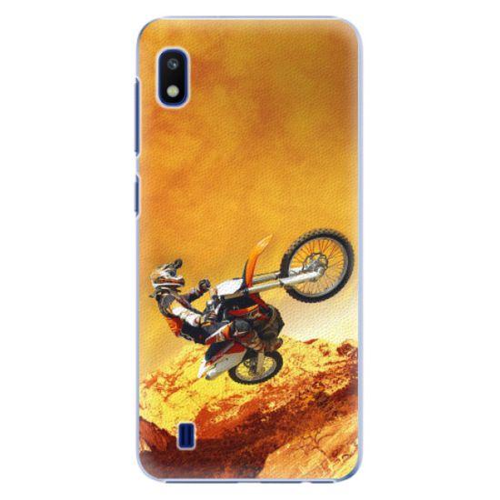 iSaprio Plastový kryt - Motocross pre Samsung Galaxy A10